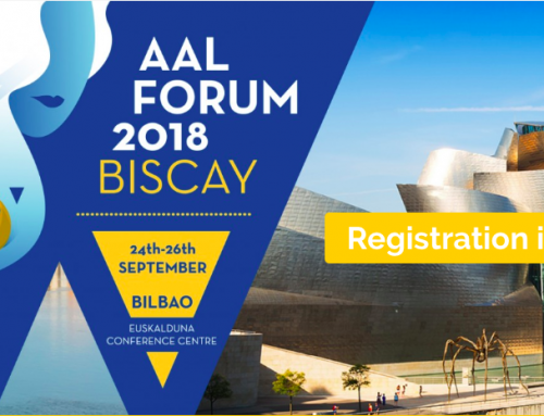 The results of MyMate project will be exhibited at the AAL Forum in Bilbao