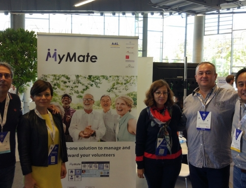 MyMate at AAL Forum Bilbao